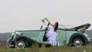 Рекламная съемка для каталога Жених и Невеста