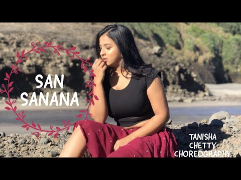 San Sanana - Asoka | Tanisha Chetty | Dance Cover | Bollywood