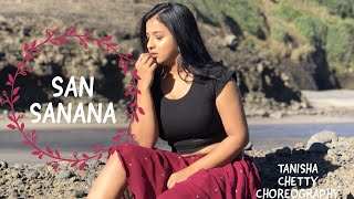 Gambar cover San Sanana - Asoka | Tanisha Chetty | Dance Cover | Bollywood