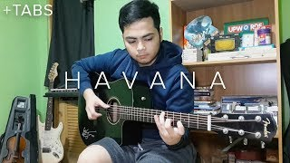 Havana (Sungha Jung / Camila Cabello) - [+TABS] Jazzy Version Fingerstyle Guitar Cover