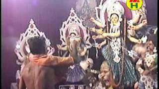 Dhaker Tale Dhakeshwari Bangla Pujar gaan part 3