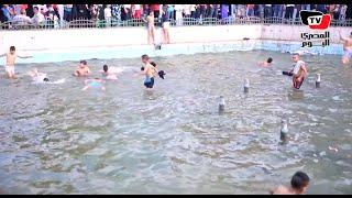 «مهرجانات وسباحة في نافورة الميدان» بعد صلاة العيد في «مصطفي محمود»