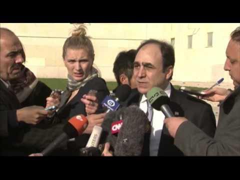 Syrian Government, Opposition Meet in Geneva