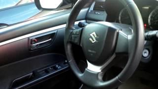 Suzuki Swift 2012 GLS Video