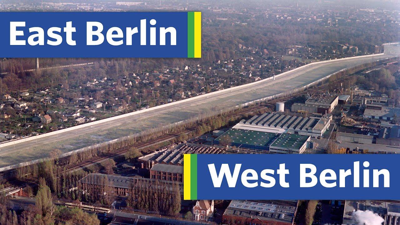 How to Split a City in Half (Berlin)