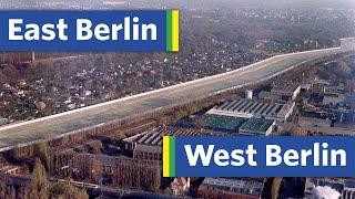 How to Split a Cİty in Half (Berlin)