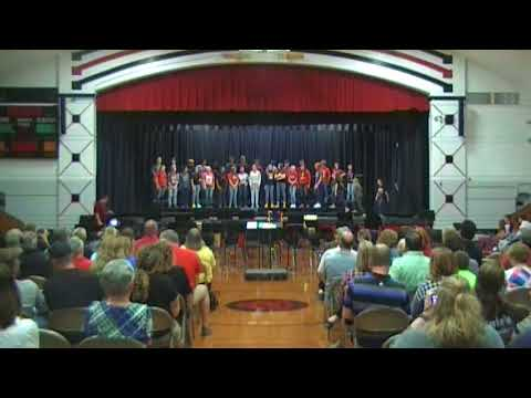 South Hardin Middle School Pops Concert 2018