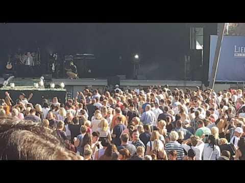 Berliner Rundfunk Open Air 2017 mit der neuen deutschen Welle