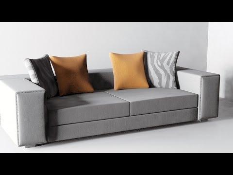 Sofa - Speed Model