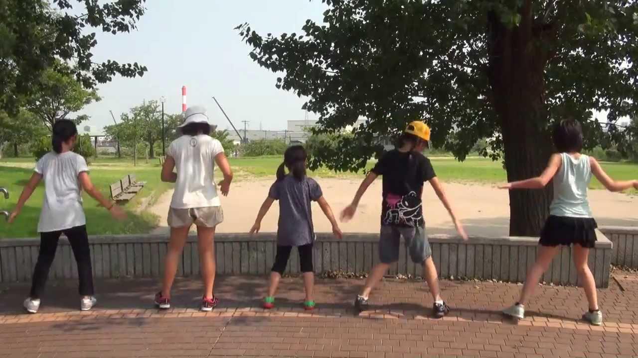 ダンス ノーブラ