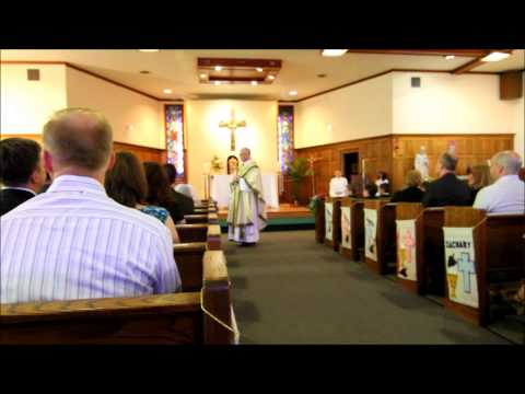 St Kevin Parish First Holy Communion