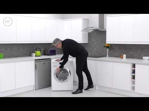 Miele W1 - ChromeEdition WKH122WPS White Washing Machine Review