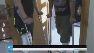 نيران الجيش الإسرائيلي تخلف إعاقات جسدية بعشرات الفلسطينيين