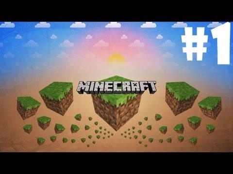 [Minecraft1.6.2]มนุษย์ถ้ำ!!#1