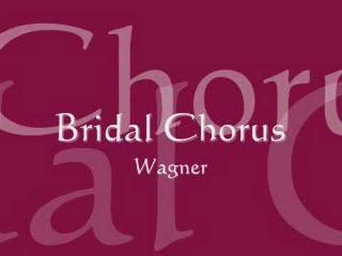Wagner S Bridal Chorus Pipe Organ Solo Youtube