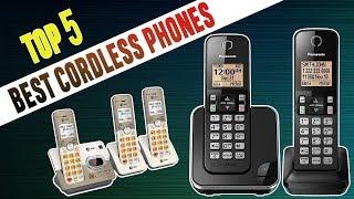 Top 5 Best Cordless Phones Review | Cheap Cordless Phones