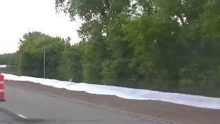 Flooding Minnesota Roads Closures Hwy 169 Mankato 2014