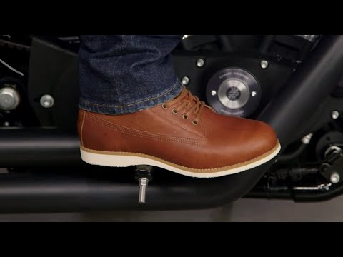 Alpinestars Oscar Rayburn Boots Review at RevZilla.com