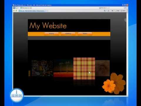 Create A Free Website Free Flash Website Builder At Wix Com2
