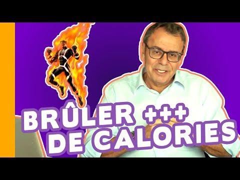 🔥10 Trucs Pour Brûler Plus de Calories : Sport & Nutrition - Le Grain de Sel 🔥