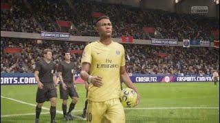 FIFA 18 online con persona aleatoria