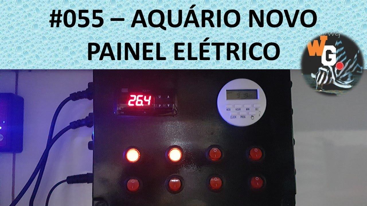 Apresentando o Painel Elétrico - #055