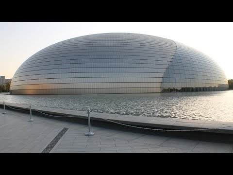 China - Beijing - National Centre Performing Arts