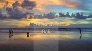 Double Six Seminyak Bali Sunset Beach