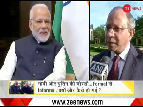 DNA: PM Modi meets Russian President Putin for first informal summit: Here is all you need to know