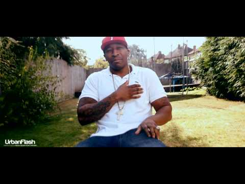 Urban Flash - Pound Sterling Interview Talks His New Cd And More (www.UrbanFlash.net)