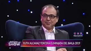 Luis Calderini dijo que Junior ya tenía que haber volado del Baila