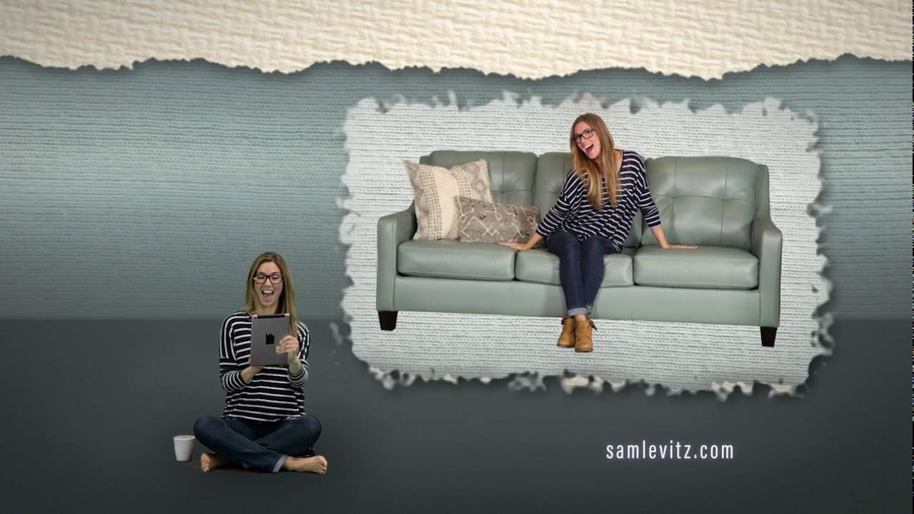 Sam Levitz Furniture Online Commercial 2 2017 Youtube