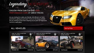 GTA 5 NEW DLC CARS PRICES! Vehicle Price Estimations (GTA 5 ill Gotten Gains Part 2)