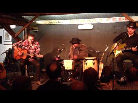 Big Daddy Wilson Trio Performs Texas Boogie, Morbioli, Legramandi, Banana Peel