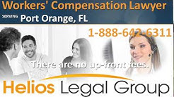 Port Orange Workers' Compensation Lawyer & Attorney - Florida