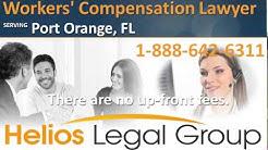 Port Orange Workers' Compensation Lawyer & Attorney - Florida