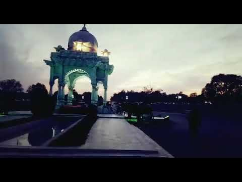 Fatima Jinnah F - 9 Park, Islamabad -View After Sunset  YouTube 2018