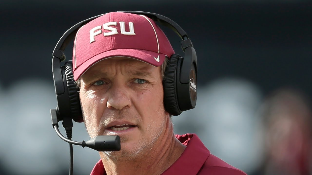 Jimbo Fisher asks FSU fans to 'keep fighting with us ...