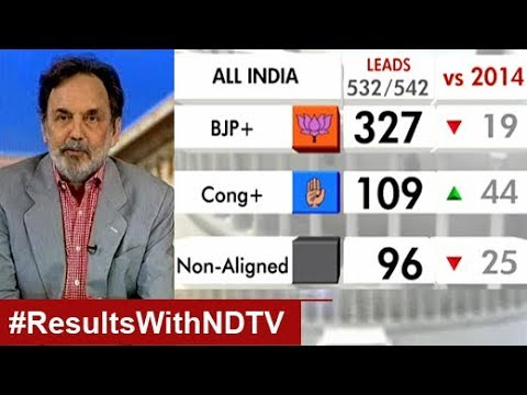 Election Results 2019: Total BJP Sweep, India Chooses Modi 2.0, Show Leads