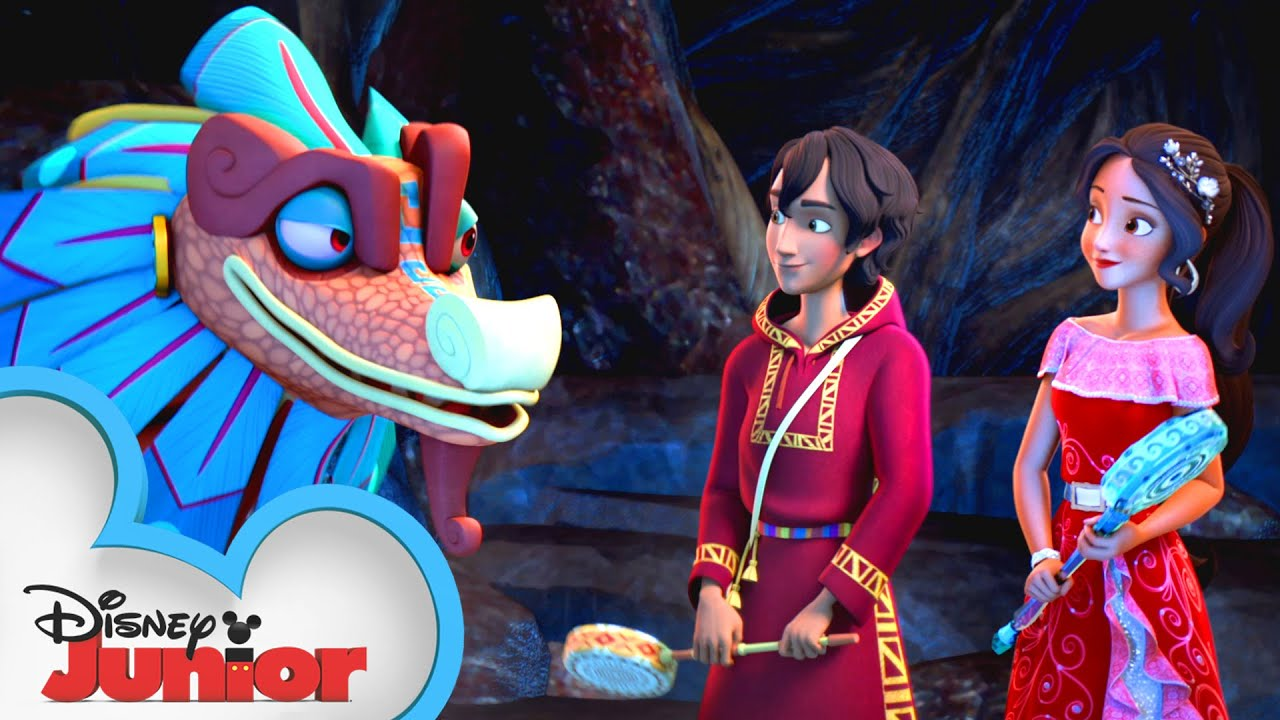 Download Spring Cleaning | Discovering the Magic Within | Elena of Avalor | Disney Junior
