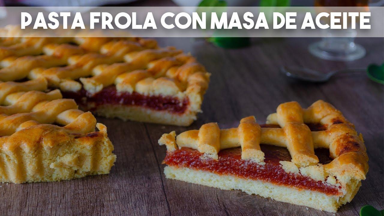 Pasta Frola Facil Y Economica