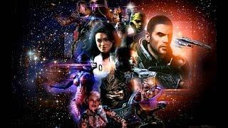 трилогия Mass Effect - Аркадный Взгляд Часть 1