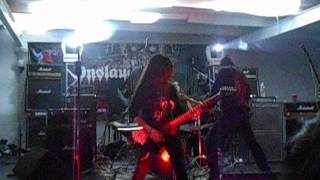 Raped God 666 - The Eyes Of Hate Live @Centro de Convenciones Tlatelolco Mexico 2014