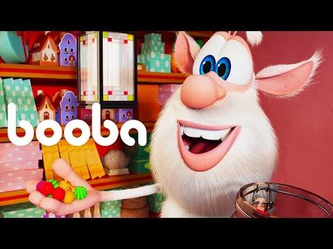 Booba 🎁Gift shop🍡Funny cartoons for kids - Moolt Kids Toons Happy Bearиз YouTube · Длительность: 1 час7 мин23 с