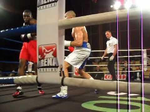 Serge Michael vs. Giovanni Rijkard 3.3.2018