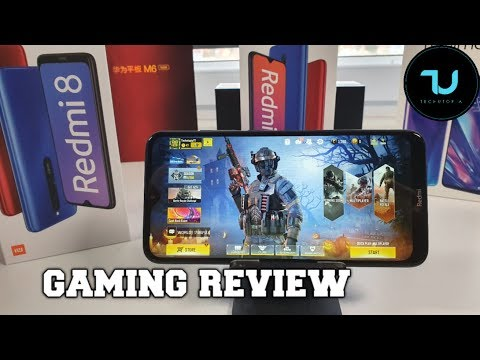 Redmi 8 Gaming Test After Updates! Snapdragon 439 Performance/PUBG/ARK/Call Of Duty