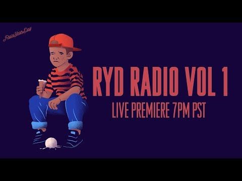 RYD RADIO VOL 1 LIVE PREMIERE!