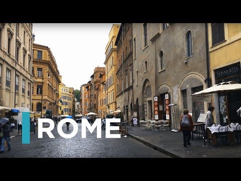 Study Abroad in Rome with IES Abroad