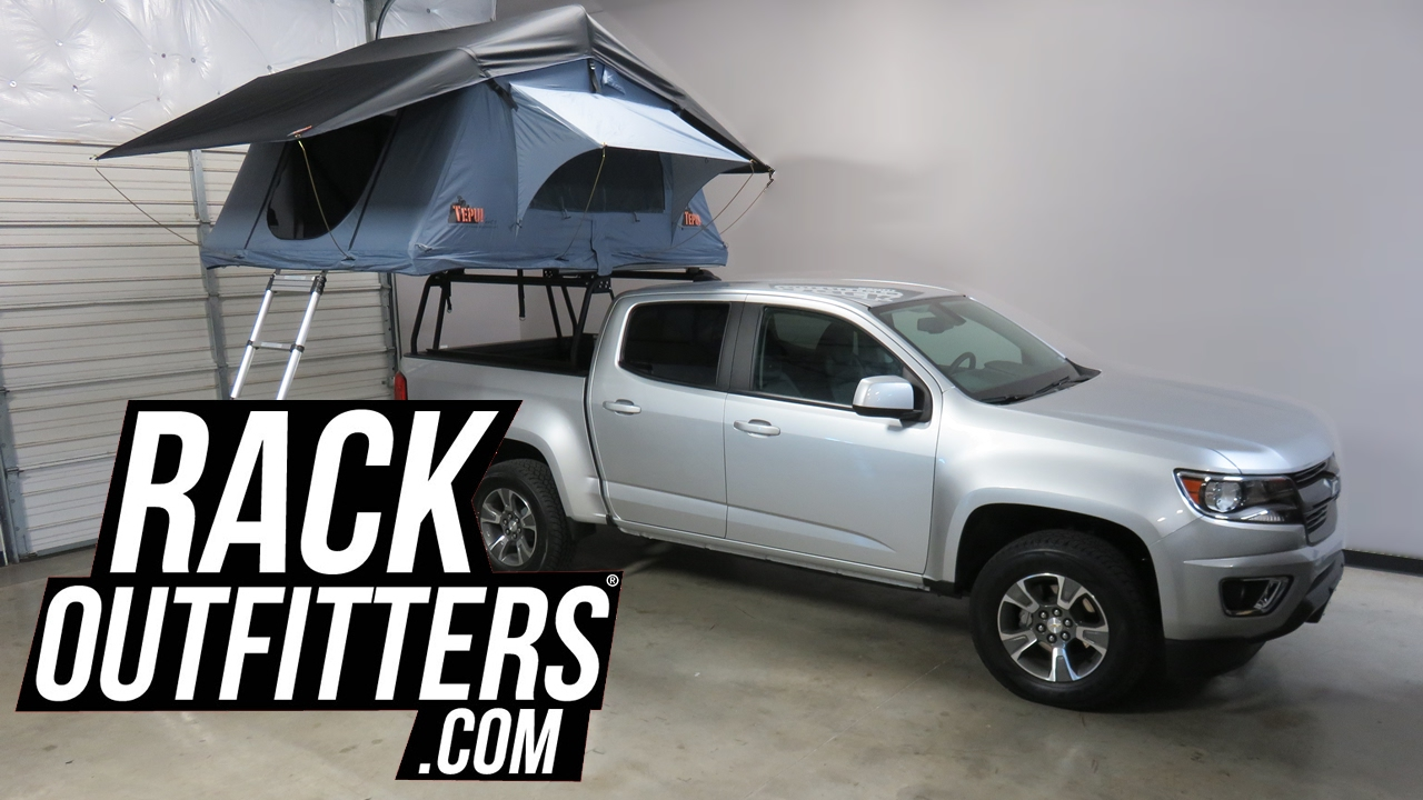 & Tepui Baja Series Roof Top Tent Overview by Rack Outfitters - YouTube