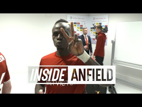 Inside Anfield: Liverpool 1-0 Crystal Palace | Tunnel Cam